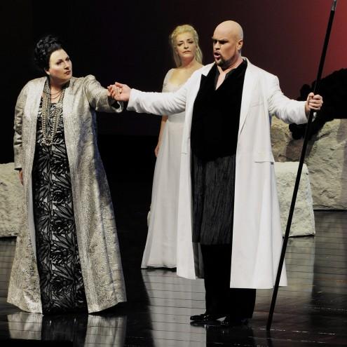 Wiener Staatsoper, mit R. Merbeth und J. Uusitalo